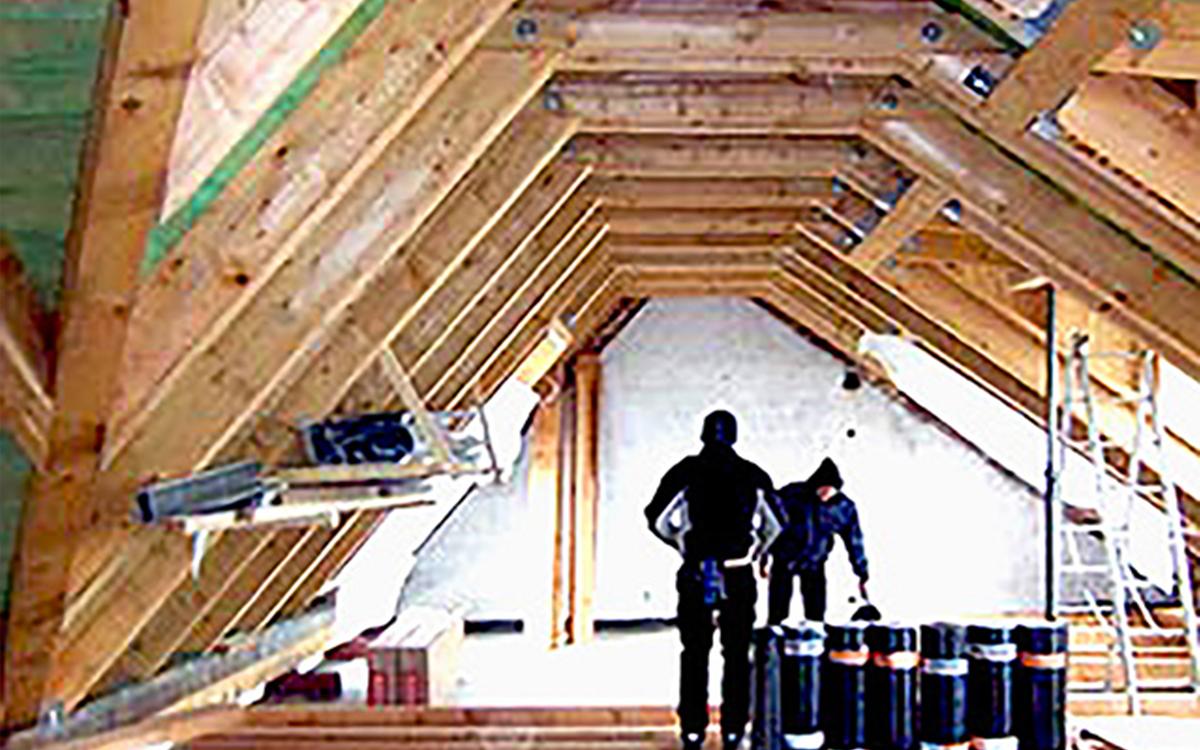 München_Dachgeschossausbau